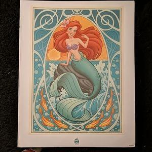 Disney Parks Art of Disney Little Mermaid Ariel